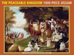 Peaceable Kingdom - Jigsaw