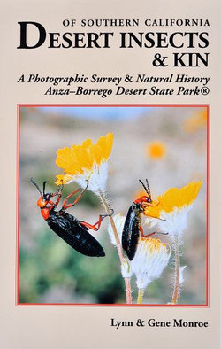 Desert Insects and Kin of Southern California