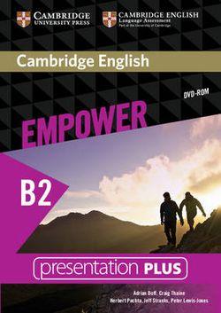 Cambridge English Empower Upper Intermediate Presentation Plus: B2