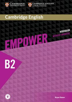 Cambridge English Empower Upper Intermediate Workbook without Answers with Downloadable Audio
