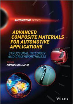 Advanced Composite Materials for Automotive Applications