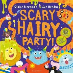 Scary Hairy Party!