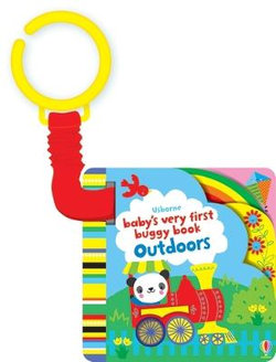 Baby's Very First Buggy Book Outdoors