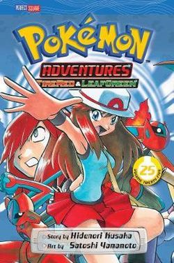 Pokemon Adventures (FireRed and LeafGreen), Vol. 25