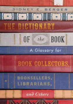 Dictionary of the Book