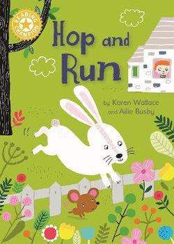 Reading Champion Yellow 3 : Hop and Run