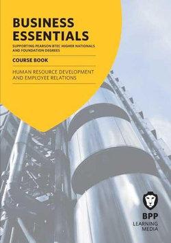 Business Essentials Human Resource Development and Employee Relations