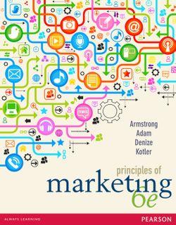 Principles of Marketing 6e