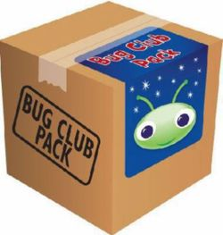 Bug Club Level  4 Red Pack