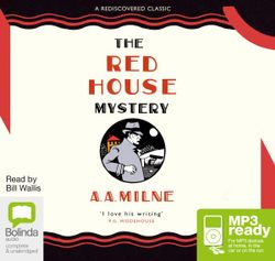 The Red House Mystery (MP3)
