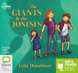 The Giants And The Joneses (MP3)