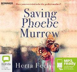 Saving Phoebe Murrow (MP3)