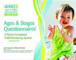Ages & Stages Questionnaires (ASQ-3'): A Parent-Completed Child Monitoring System (Inc CD) - Questionaires Boxed Set 3ed