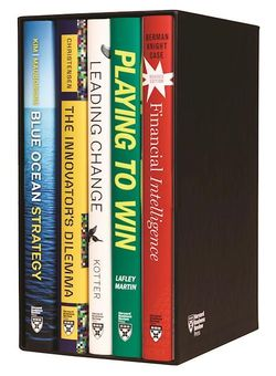 Harvard Business Review Leadership & Strategy Boxed Set