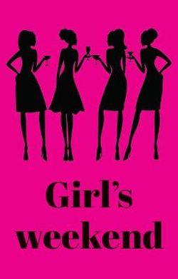 Wine Label-Girls Weekend
