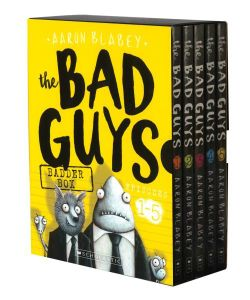 The Bad Guys Badder Box