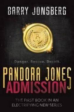 Pandora Jones: Admission