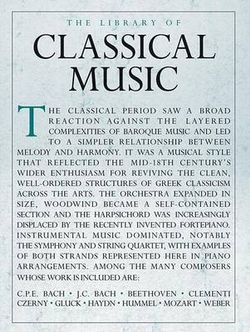 Library of Classical Music