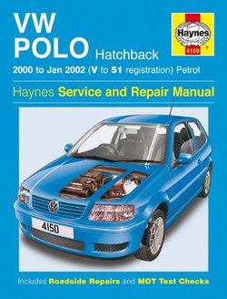 HM VW Polo 2000-1 2002 UK