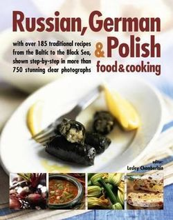 Russian, German and Polish Food and Cooking
