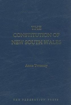 The Constitution of New South Wales