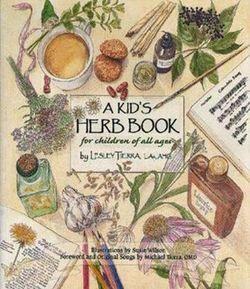 A Kid's Herb Book