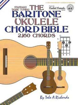 The Baritone Ukulele Chord Bible
