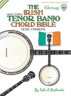 The Irish Tenor Banjo Chord Bible