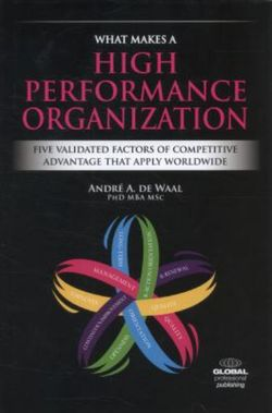 What Makes a High Performance Organization