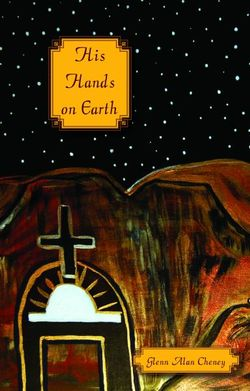 His Hands on Earth