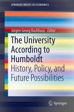 The University According to Humboldt