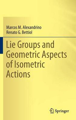 Lie Groups and Geometric Aspects of Isometric Actions