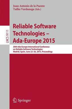 Reliable Software Technologies - Ada-Europe 2015