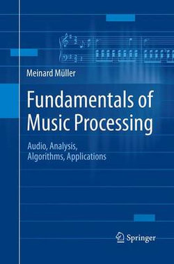 Fundamentals of Music Processing