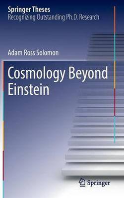 Cosmology Beyond Einstein