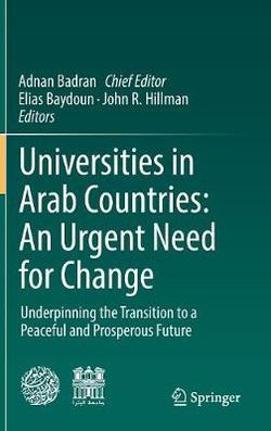 Universities in Arab Countries: an Urgent Need for Change