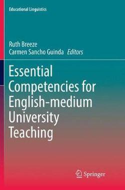 Essential Competencies for English-medium University Teaching