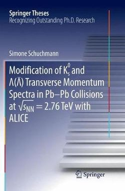 Modification of K0s and Lambda(AntiLambda) Transverse Momentum Spectra in Pb-Pb Collisions at sNN = 2.76 TeV with ALICE