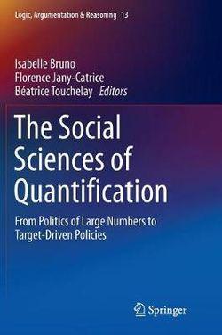 The Social Sciences of Quantification