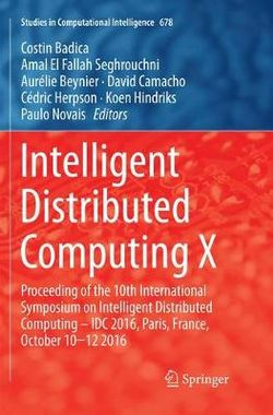 Intelligent Distributed Computing X