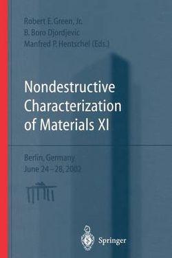 Nondestructive Characterization of Materials XI