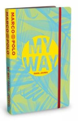 MY WAY Marco Polo Travel Journal (Jungle Cover)