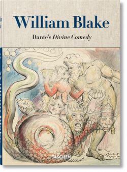 William Blake. Dante&Rsquo; S &Lsquo; Divine Comedy&Rsquo; . The Complete Drawings