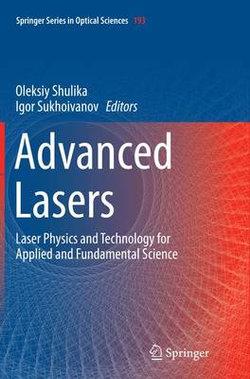 Advanced Lasers
