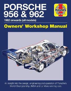 Porsche 956 and 962 1982 Onwards (All Models)