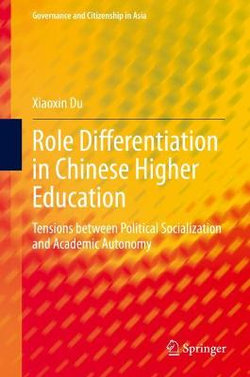 Role Differentiation in Chinese Higher Education