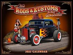 Cal 2022- Hot Rods & Kustoms