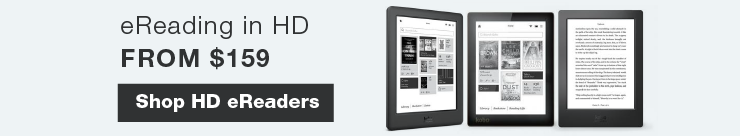 Kobo eReading in HD