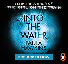 Pre-Order Into the Water by Paula Hawkins