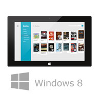 eReading with Windows 8